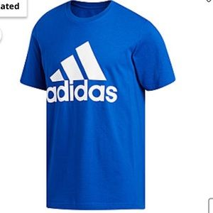 NWT adidas- Crew Neck Short Sleeve T-Shirt